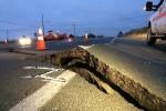 След суперлунието: Серия от силни земетресения по света