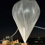 Шеф на Google скочи от рекордните 41 хил. метра, преодоля звуковата бариера (снимки)