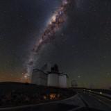 Спираща дъха снимка на Млечния път – нашият дом