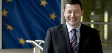 Portrait of tMartin Selmayr head of cabinet of Jean-Claude Juncker
