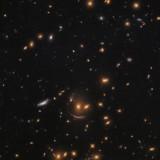 """Телескопът Hubble направи снимка с изключително качество на """"Усмивката на Вселената"""""""