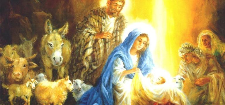 Честито Рождество Христово! Живи и прави!