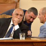 Защо му трябваше на Борисов да си къса ризата?
